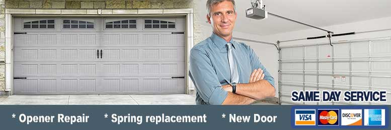Garage Door Repair Canby, OR | 503-405-1482 | Broken Spring